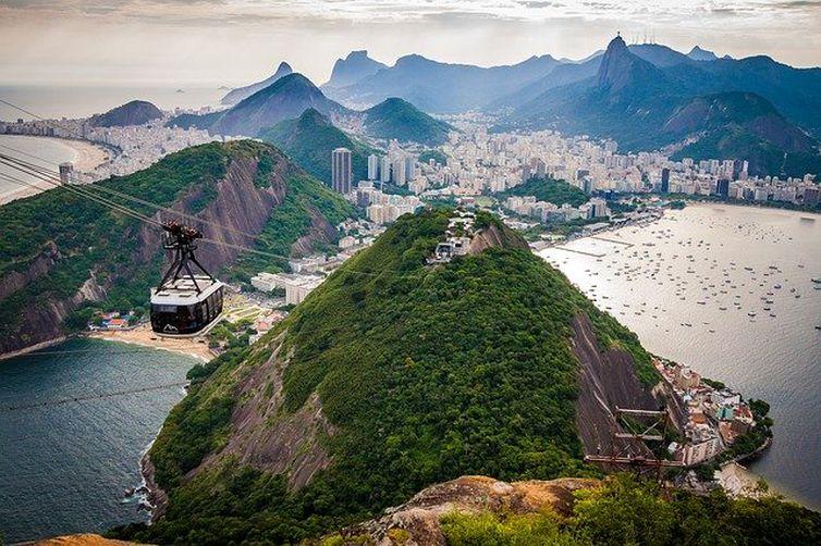 O Rio de Janeiro é uma das cidades mais visitadas do país