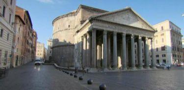 O que mantém de pé as construções da Roma antiga?