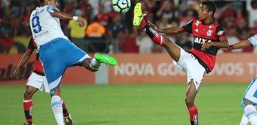 Flamengo 1 X 1 Avaí