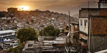Complexo do Alemão, no Rio de Janeiro