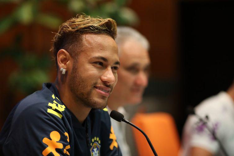 Para Neymar, mesmo sendo um jogo amistoso, Brasil e Argentina sempre fazer grandes jogos