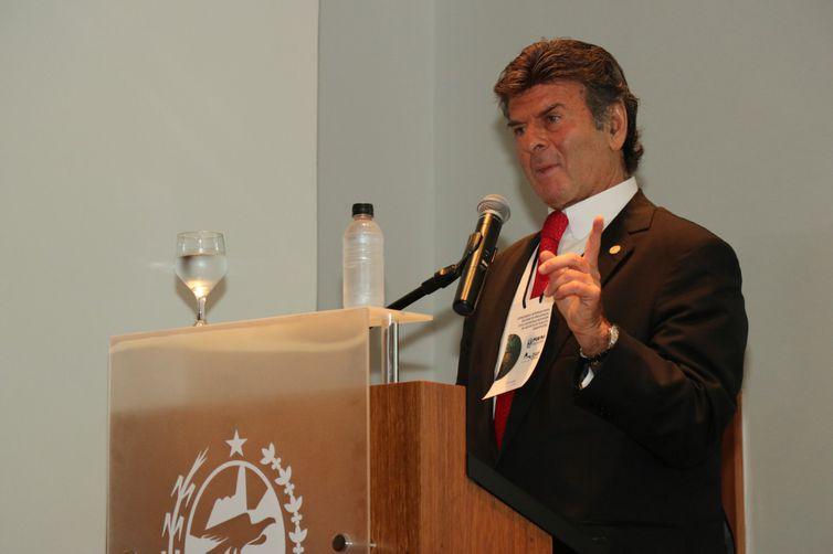 Procuradoria Geral do Estado (PGE-RJ) sobre a participação do ministro Luiz Fux no congresso internacional de direito processual civil