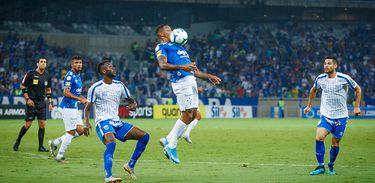 Cruzeiro 0 x 0 Avaí