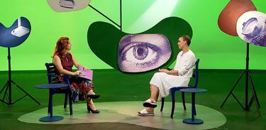 Tâmara Freire entrevista a cineasta Aline Guimarães