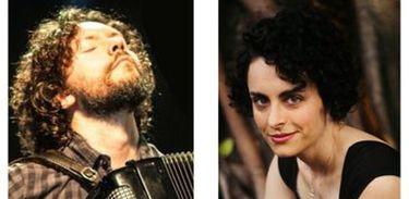 Canções e trechos de óperas no repertório clásssico e também autoral do Duo Querubim