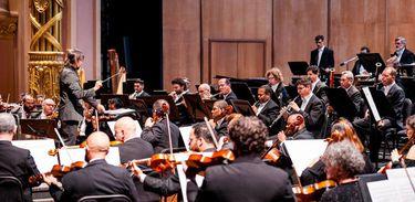 Aguardando autorização - Orquestra Petrobras Sinfônica