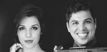 Aline Talon e Max Riccio formam o Duo Iara