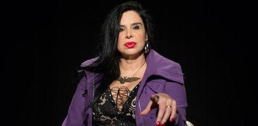 Liz Marins, atriz e cineasta, no Mídia em Foco