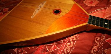 Balalaika, instrumento russo