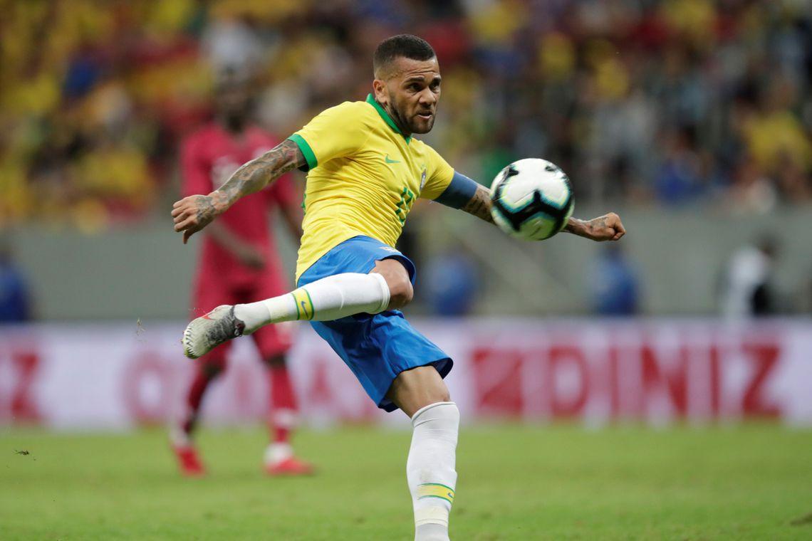 Amistoso entre Brasil e Catar  REUTERS/Ueslei Marcelino