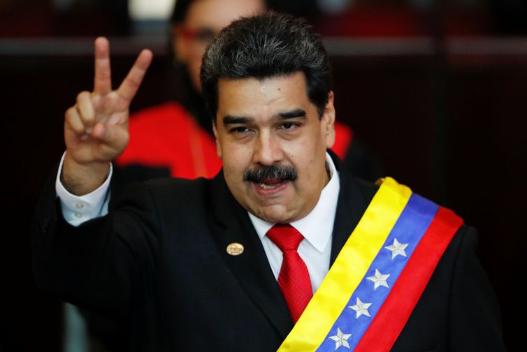 Maduro, Posse, Venezuela