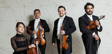 Quarteto de Cordas da Orquestra Sinfônica Brasileira