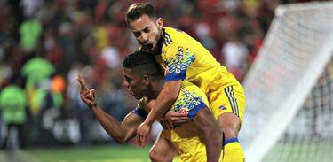 Flamengo 2 X 1 Coritiba