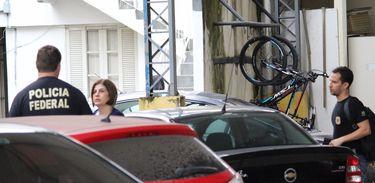 A ex-governadora do Rio Rosinha Garotinho é presa pela Polícia Federal - Foto Phelipe Soares/NF Notícias
