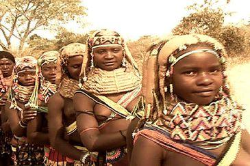 Kamatemba da Humpata: retrato da dança angolana