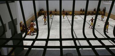 Penitenciária, prisão, detentos, presos, cárcere, sistema penitenciário, sistema carcerário