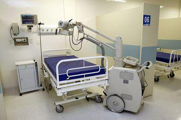 leito hospitalar