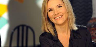 A apresentadora Renata Boldrini