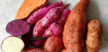 Batatas-doce