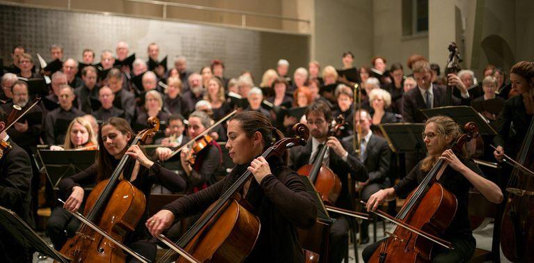 Orquestra, música clássica