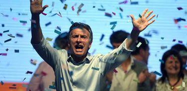 Macri sai vitorioso de primárias legislativas na Argentina