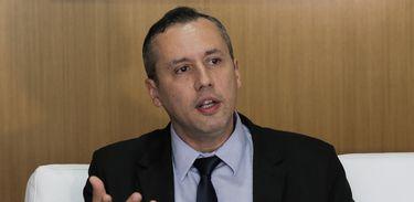 Secretário especial da Cultura Roberto Alvim