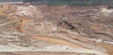 Tragédia ambiental em Mariana