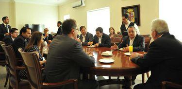 MT negocia importação de gás natural boliviano