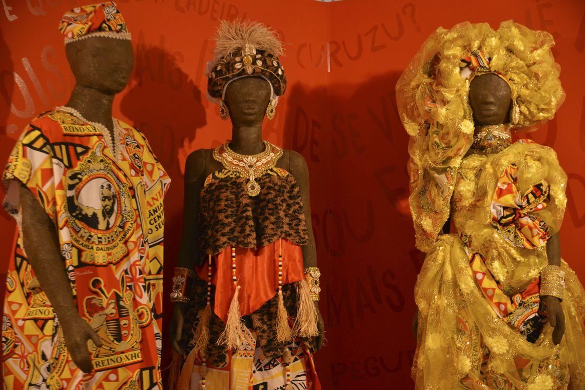 A Ocupação Ilê Aiyê comemora os 40 anos de existência do primeiro bloco de carnaval afro do Brasil, que é símbolo da luta e resistência contra o racismo, no Itaú Cultural.