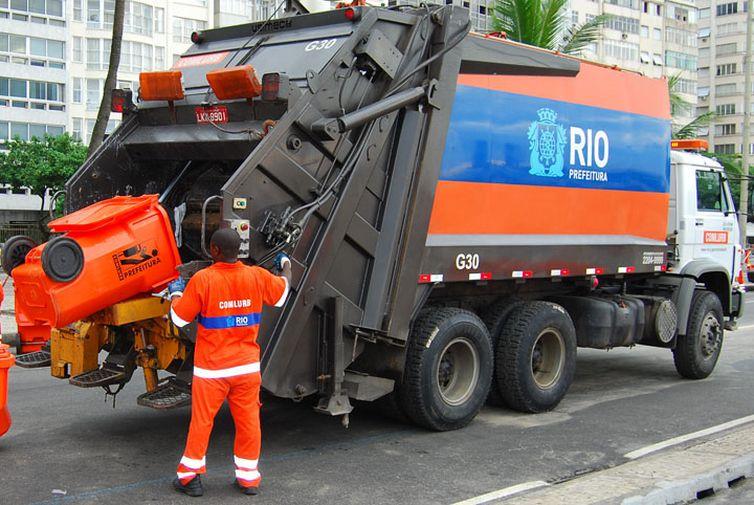 Companhia Municipal de Limpeza Urbana COMLURB