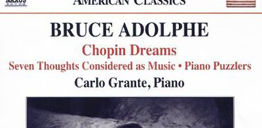 CD Chopin Dreams