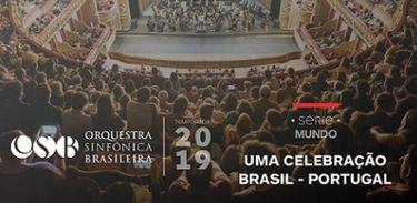 Orquestra Sinfônica Brasileira apresenta o último concerto da Série Mundo