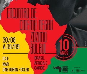 10º Encontro de Cinema Negro