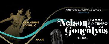 """Musical """"Nelson Gonçalves - ao amor e o tempo"""" estreia no Rio"""