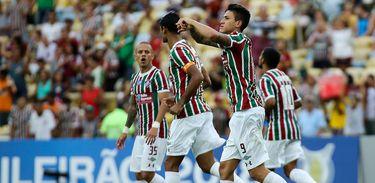 Pedro marcou o gol do Fluminense