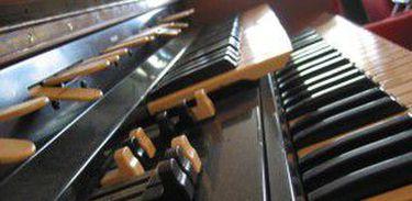 Órgão Hammond L 100