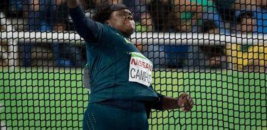 Mundial de Atletismo Paralímpico,Izabela Campos