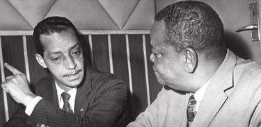 Orlando Silva e Pixinguinha