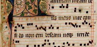 Manuscrito gregoriano