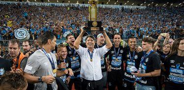 Grêmio X Independiente