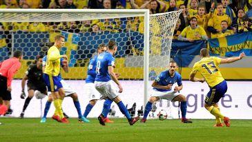 Suécia e Itália, jogo pelas eliminatórias da Copa do Mundo da Rússia 2018