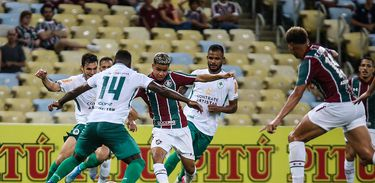 Fluminense 0 x 1 Boavista