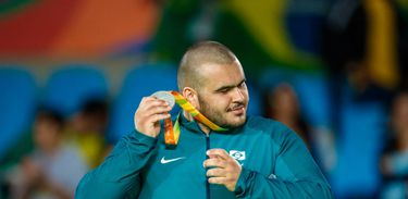 Willians Araújo na Rio 2016