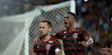 Fluminense 1 x 2 Flamengo