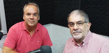 Cadu Freitas e Paulo Sardinha
