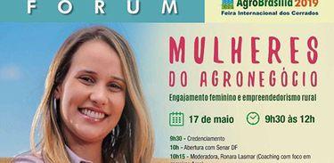 Fórum Mulheres do Agro