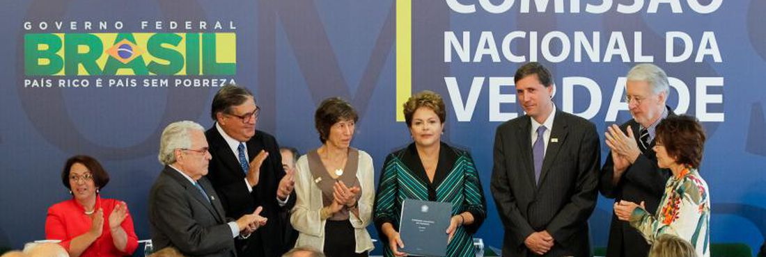 Dilma Rousseff recebe relatório final da Comissão Nacional da Verdade