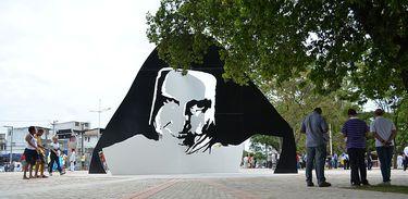 Inauguração da Praça Irma Dulce