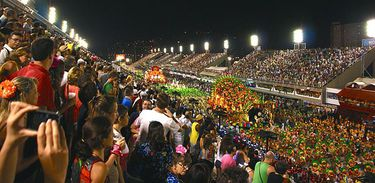 Carnaval na Sapucaí