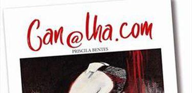 Capa do livro Can@lhas.com de Priscila Bentes